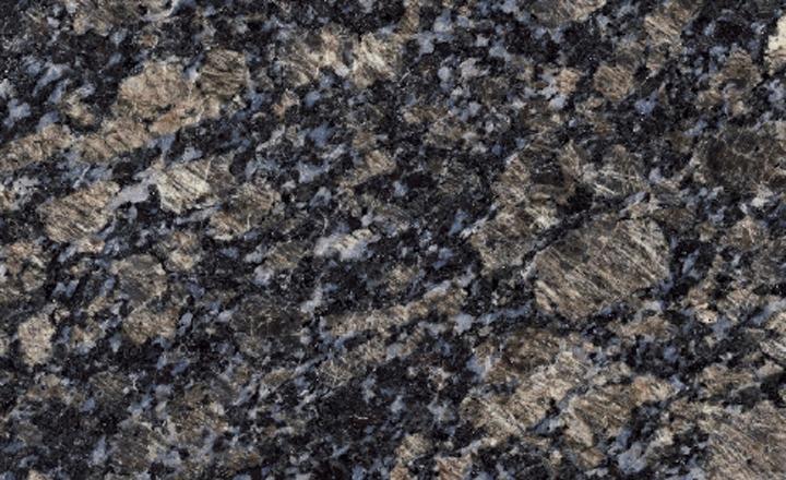 Sapphire Brown Granite : Sapphire brown trendstone
